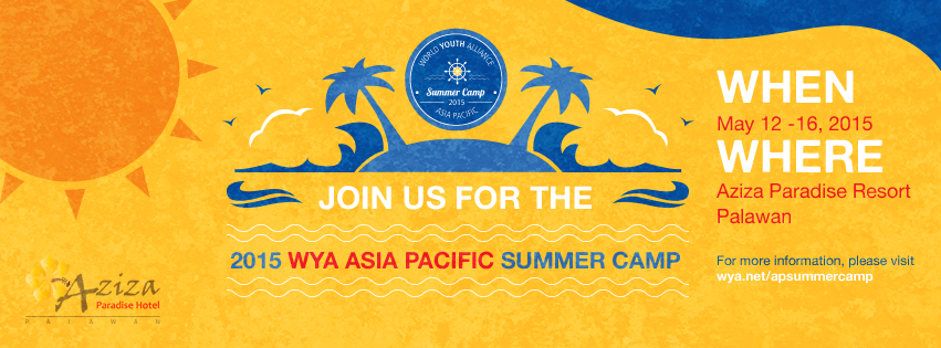 Summer Camp 2015 FB Cover