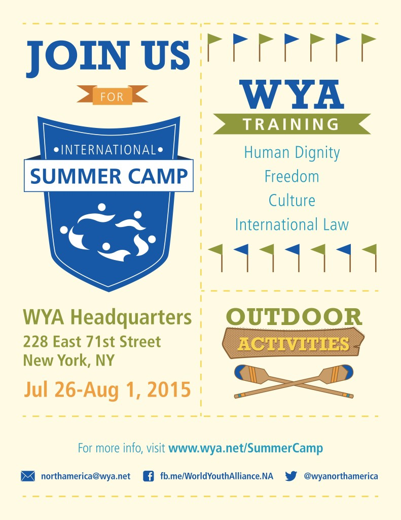 WYANA 2015 ISC Poster