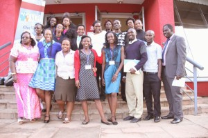 Participants of the Round Table Seminar, at Strathmore University, Nairobi