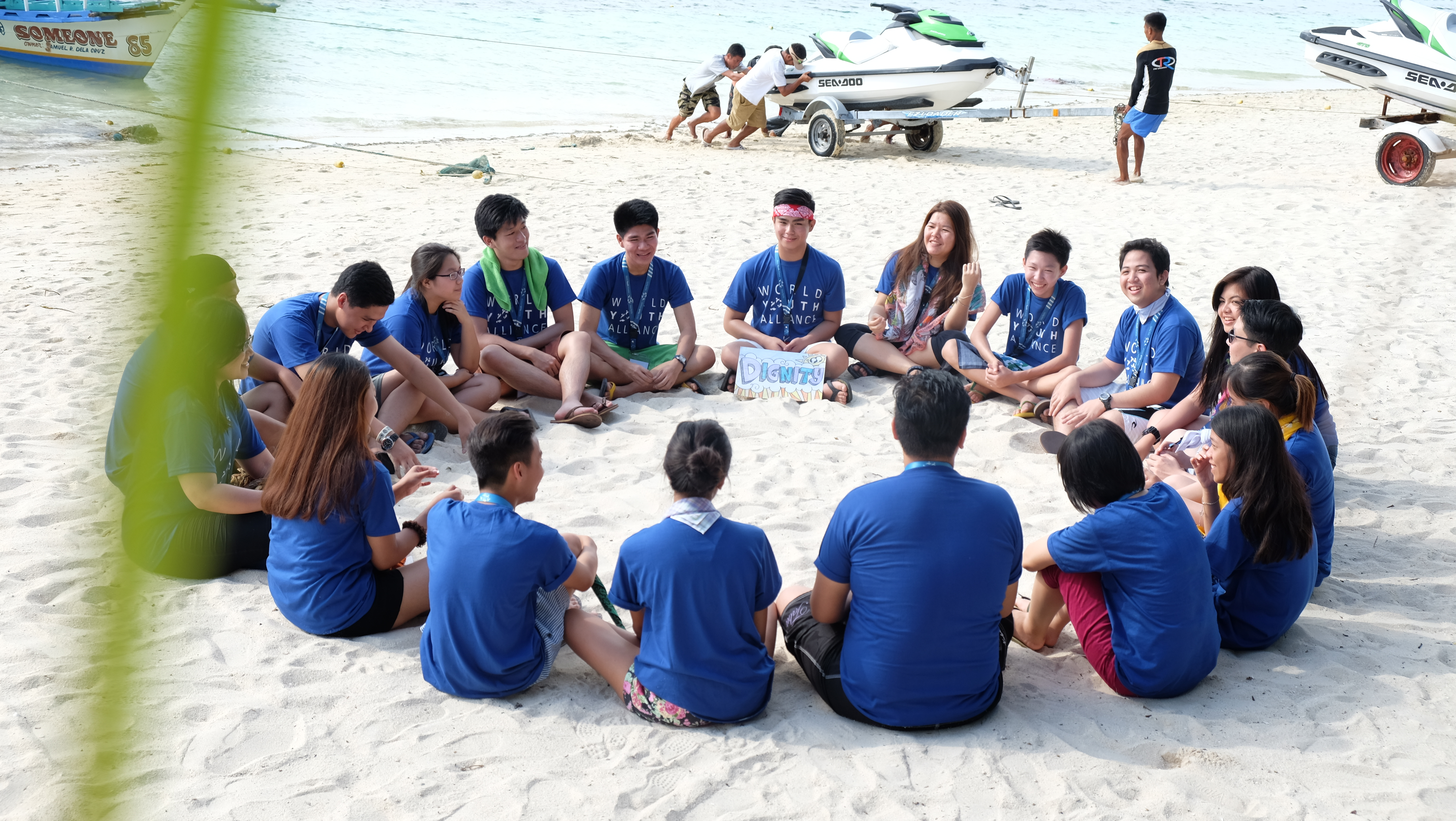 World Youth Alliance | WYAAP hosts successful Summer Camp 2015