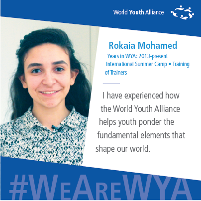 #WeAreWYA_MiddleEast_Rokaia