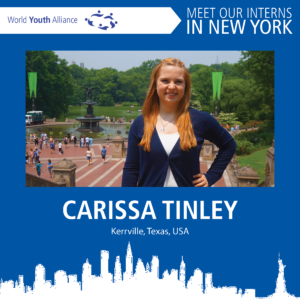 Meet Our Interns NY_Carissa Tinley