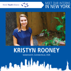 Meet Our Interns NY_Kristyn Rooney