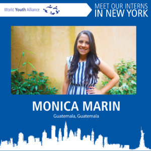 Meet Our Interns NY_Monica Marin