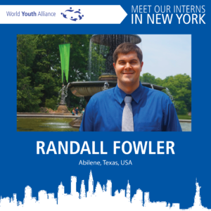 Meet Our Interns NY_Randall Fowler