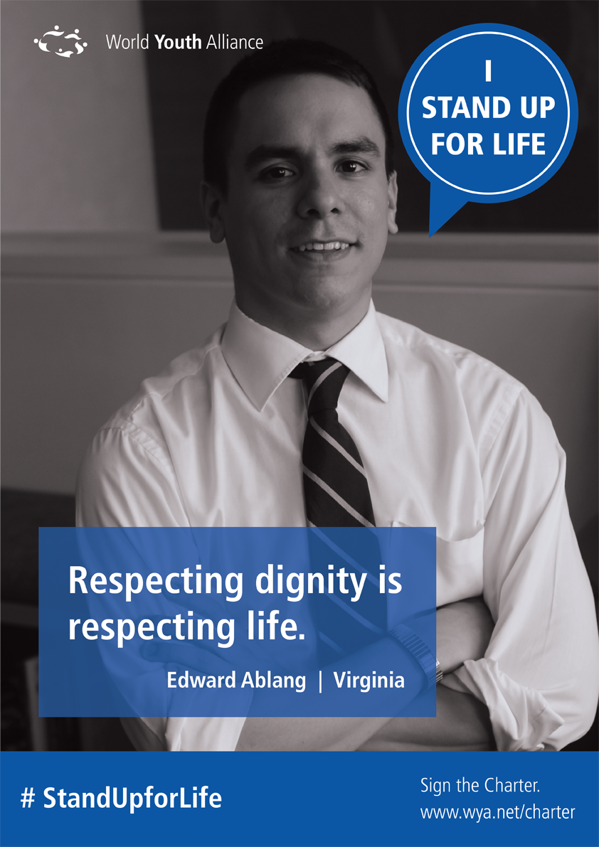 I Stand Up For Life Poster-01 72dpi