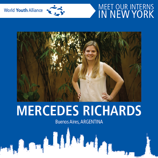 Meet Our Interns NY_Mercedes