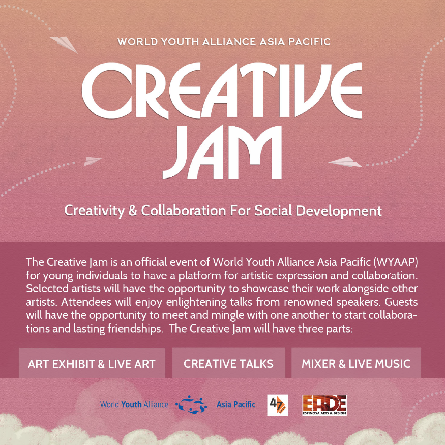 WYAAP Creative Jam_ABOUT