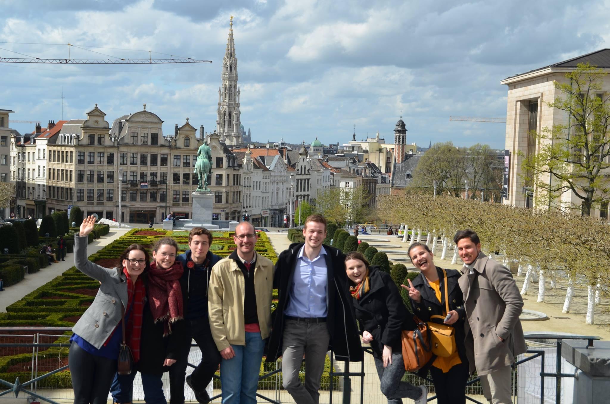 WYA Europe interns