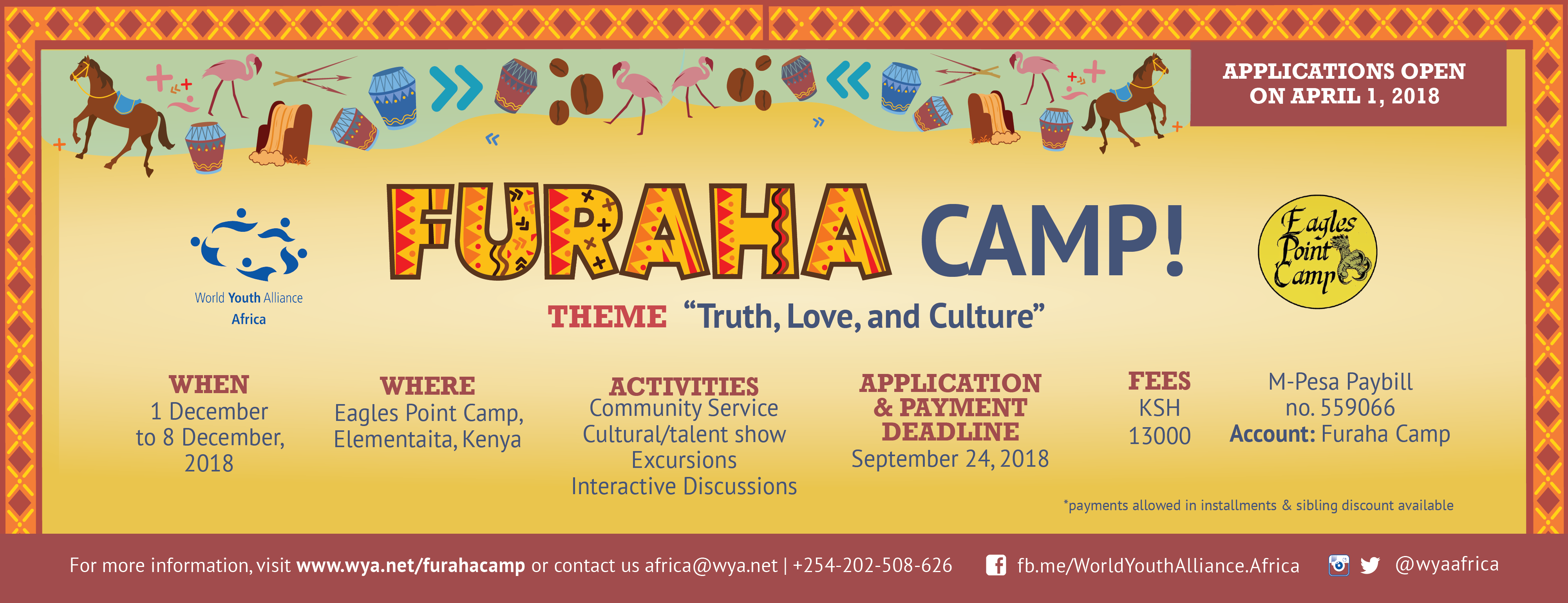 World youth alliance summer camp about the 2018 campscheduleapplicationfees paymentsfaqresources stopboris Image collections