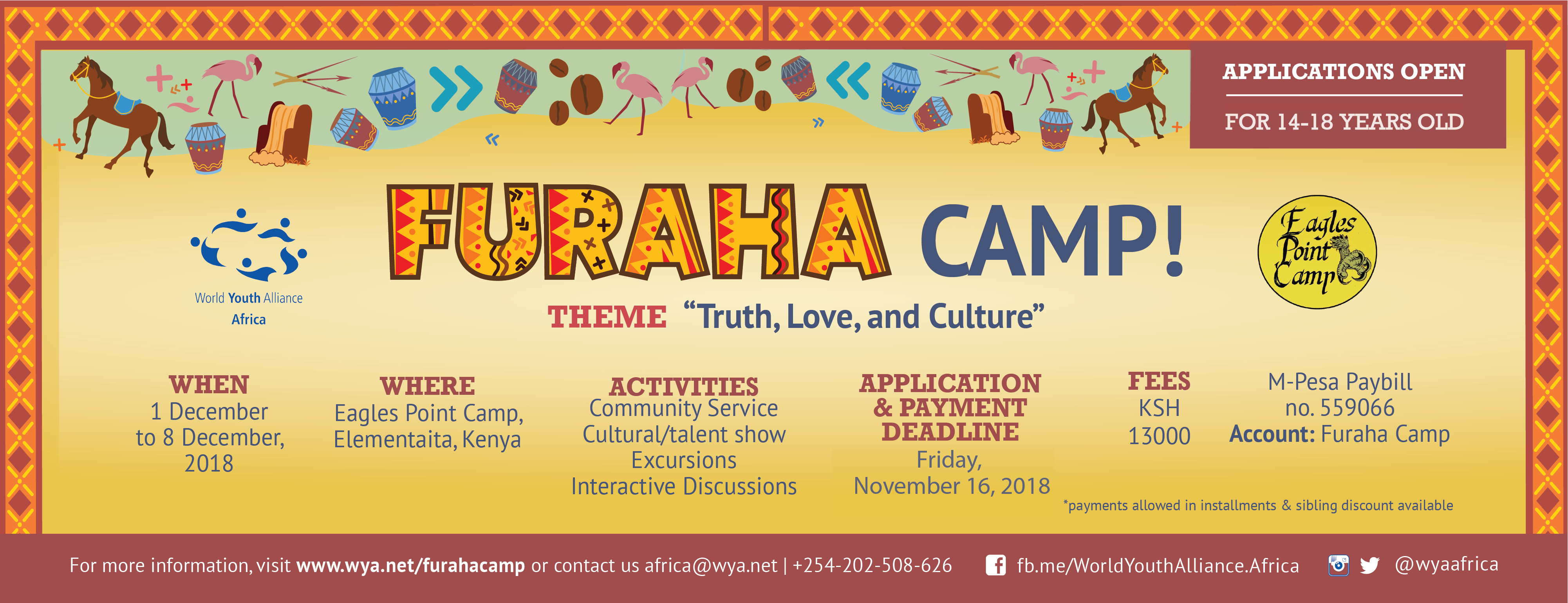 World Youth Alliance | Summer Camp