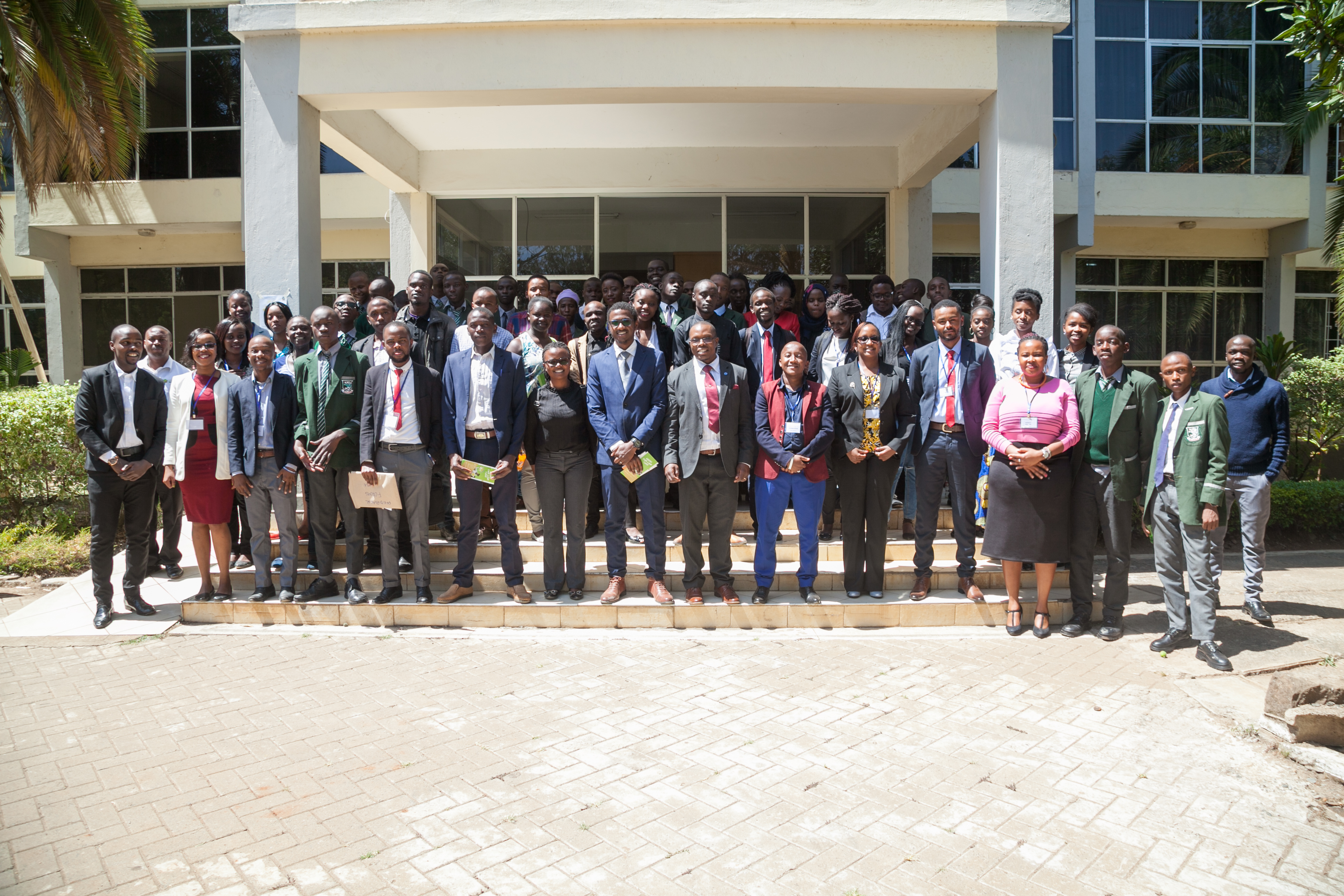 World Youth Alliance | WYA Africa 2019 Dignity Forum with JKUAT